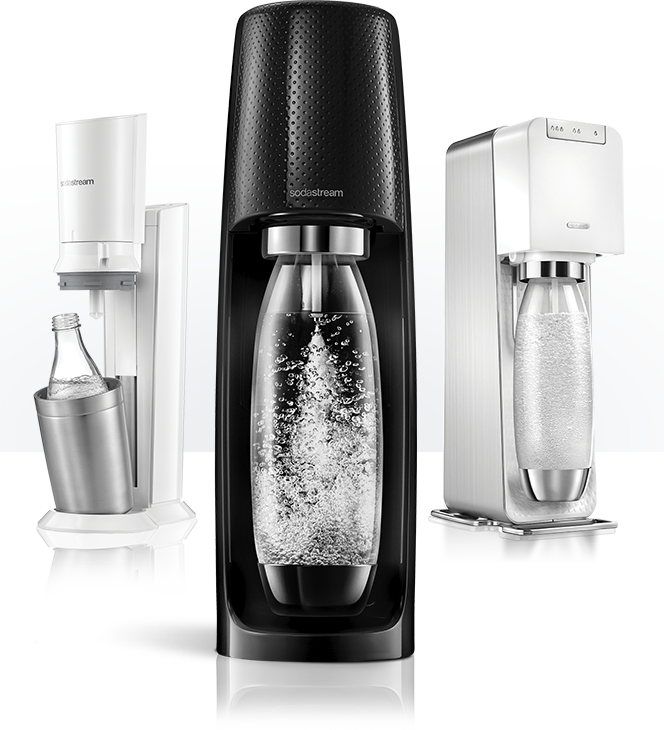 SPARKLING WATER MAKERS - Soda Stream Corp